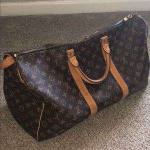 AUTHENTIC LV KEEPALL 50 😍😍